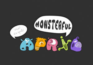 Monsters In April