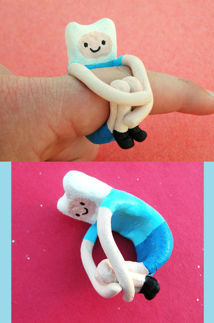 Finn Ring!! by lemon-stockings