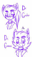 Adoptables: 100 points each by r0ssmiino