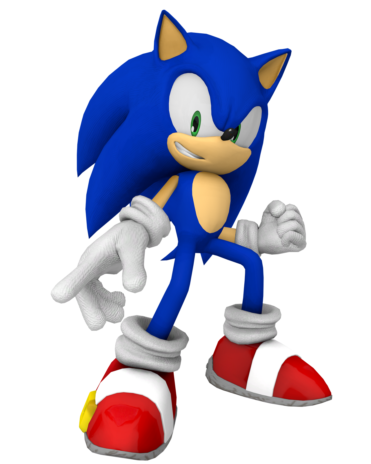 Modern Sonic Unleashed Day Render Recreation By Bandicootbrawl96 On Deviantart