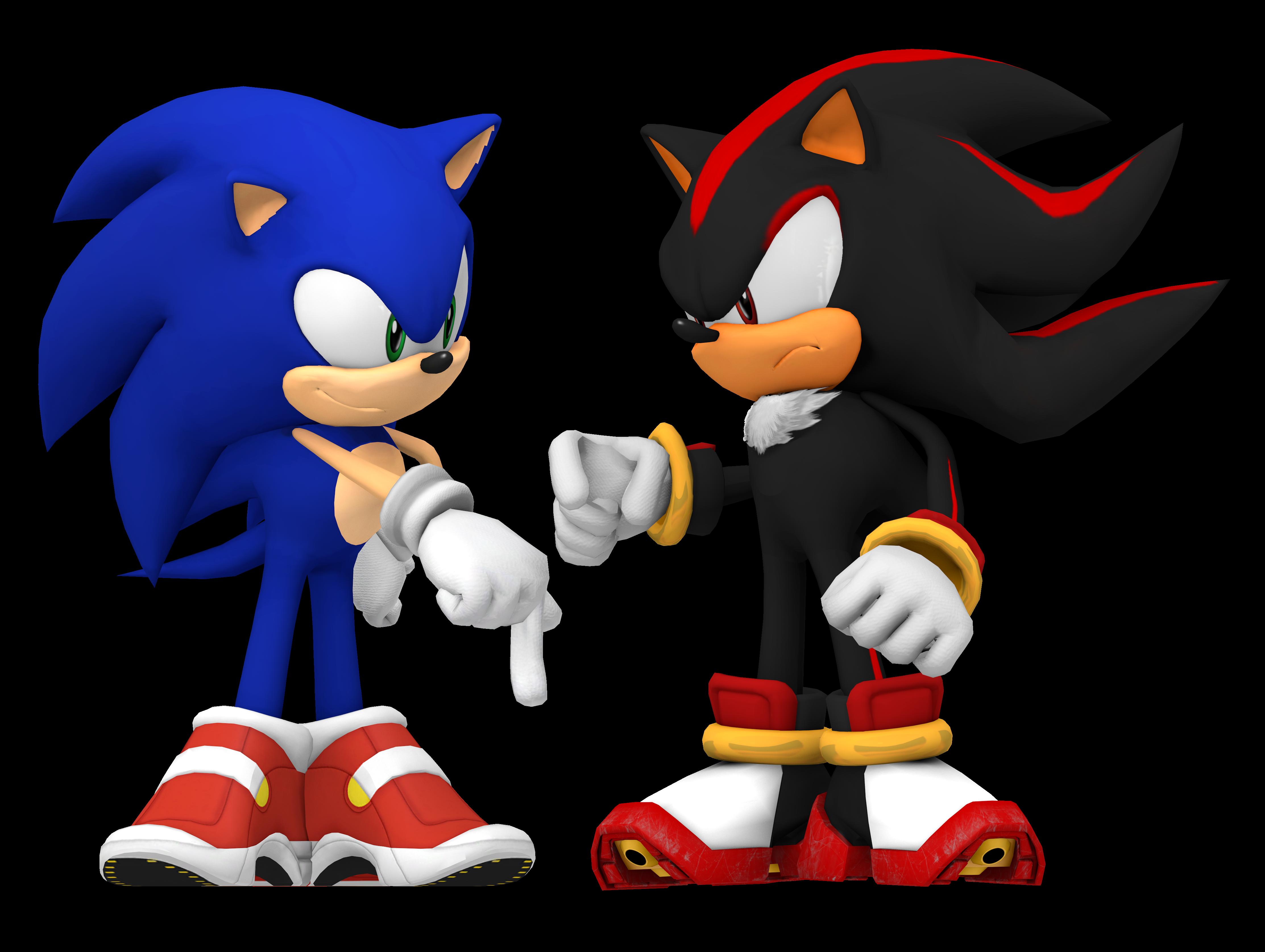 Dreamcast Era Sonic Adventure 2 Battle Render By Bandicootbrawl96 On Deviantart
