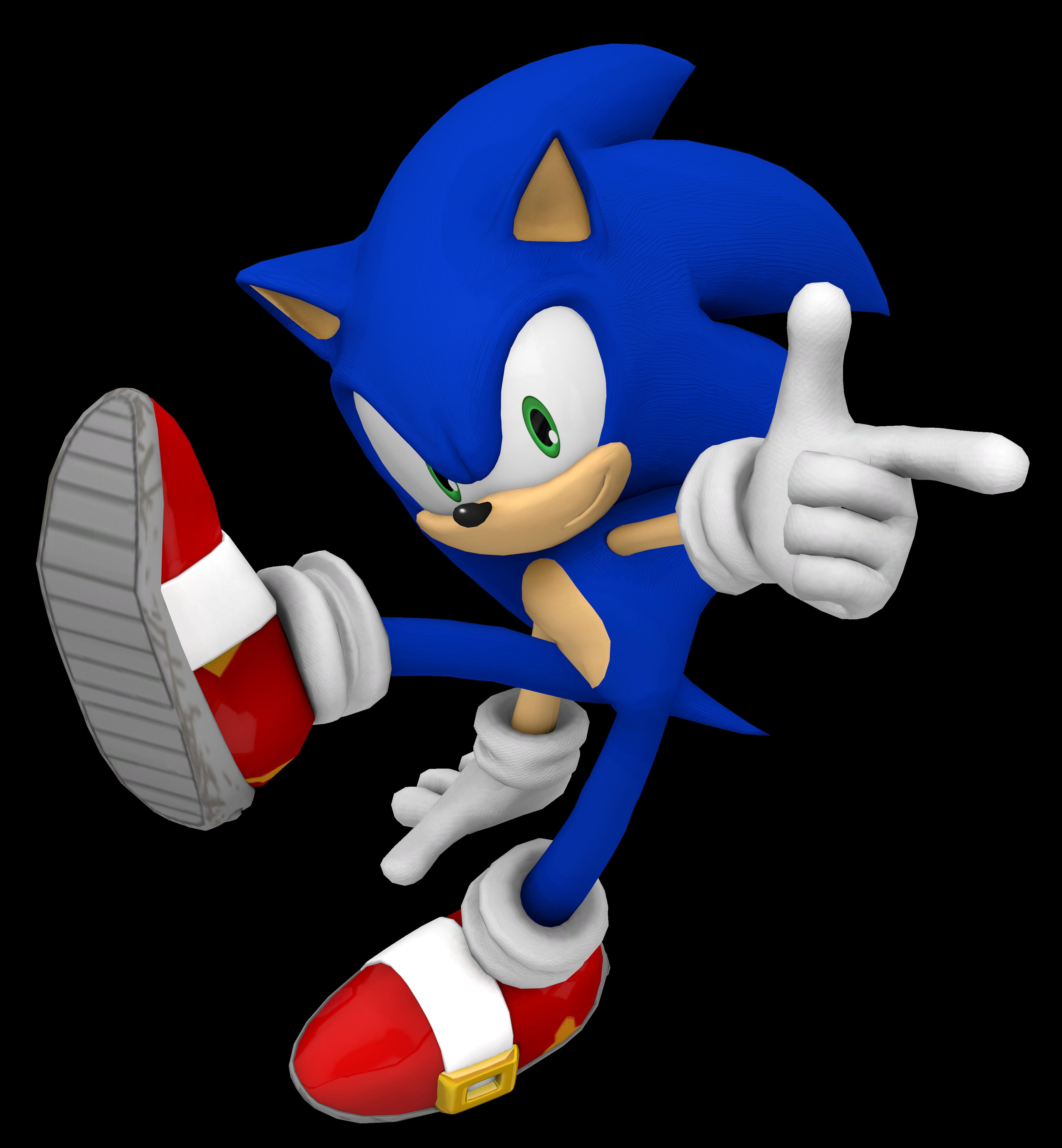 Sonic The Hedgehog 2d Artwork Recreation By Bandicootbrawl96 On