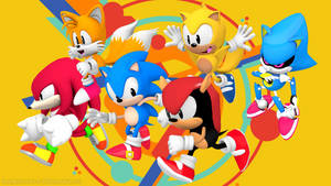 By the Mania, For the Mania (Classic Sonic Era)