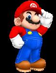 Mario Cap Lift Render