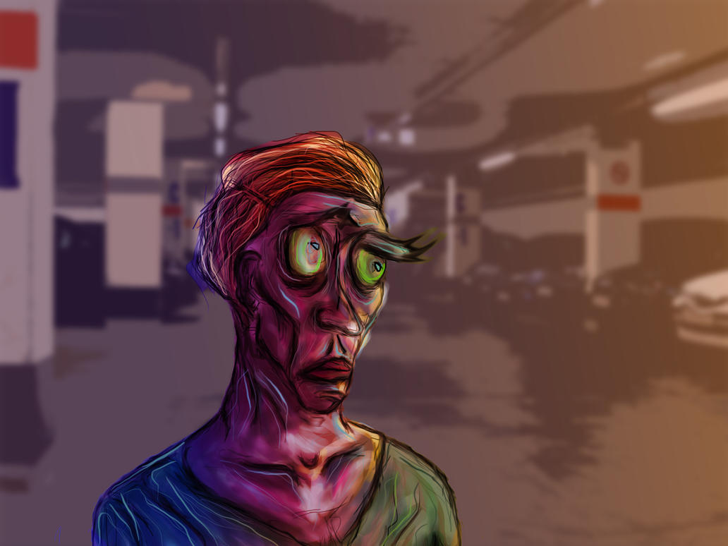 Underground 2 by viperoni