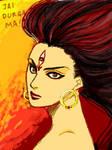 Tegaki Durga