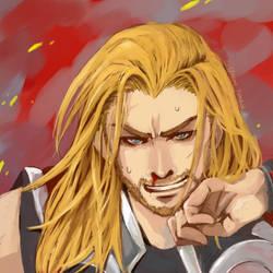 Thor by mmmmmr