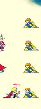 Thor and Hyperion