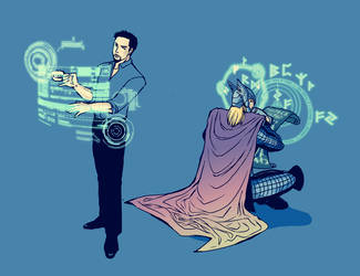 Tech and Magic