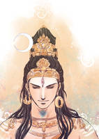 Shiva as the Sundareswarar by mmmmmr