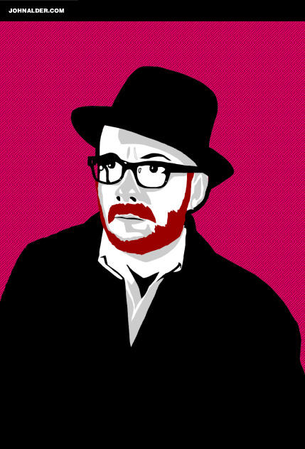 Elvis Costello by entangle