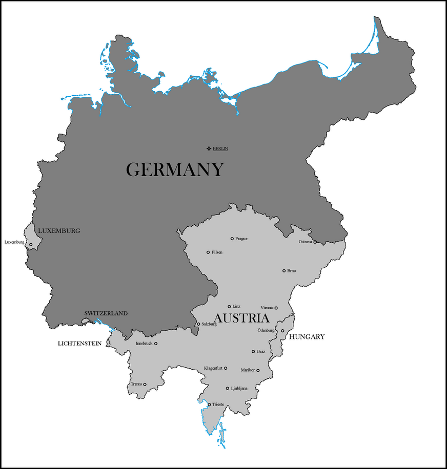 wwi german victory territorial gains by lehnaru