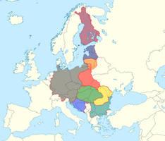 European Confederation 1921 by Lehnaru