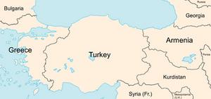 Partition of Anatolia