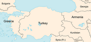 Partition of Anatolia