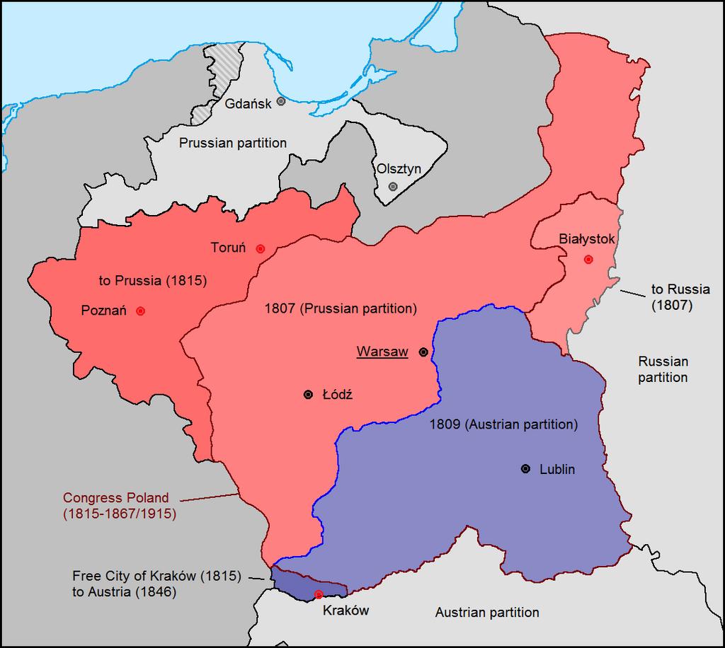 Duchy Of Warsaw By Lehnaru On DeviantArt - Where is warsaw