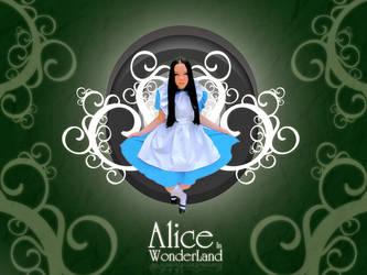 Alice in Wonderland by APSgraphics