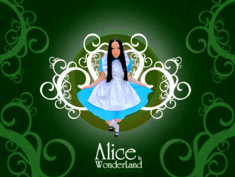 Alice in Wonderland2 by APSgraphics