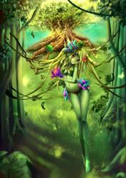 Gaia contribution by Luky-Yuki