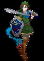 Link Style by Luky-Yuki