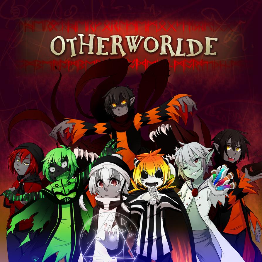 Otherworlde charas by LukyAnC