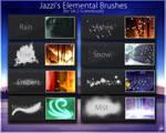 Jazzi's Elemental Brushes for SAI 2