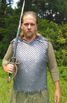 Solid Steel Scalemaile tunic