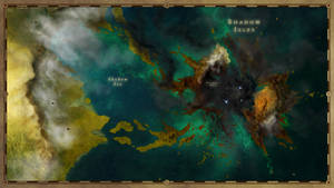 Legacy of the League 4 - The Shadow Isles