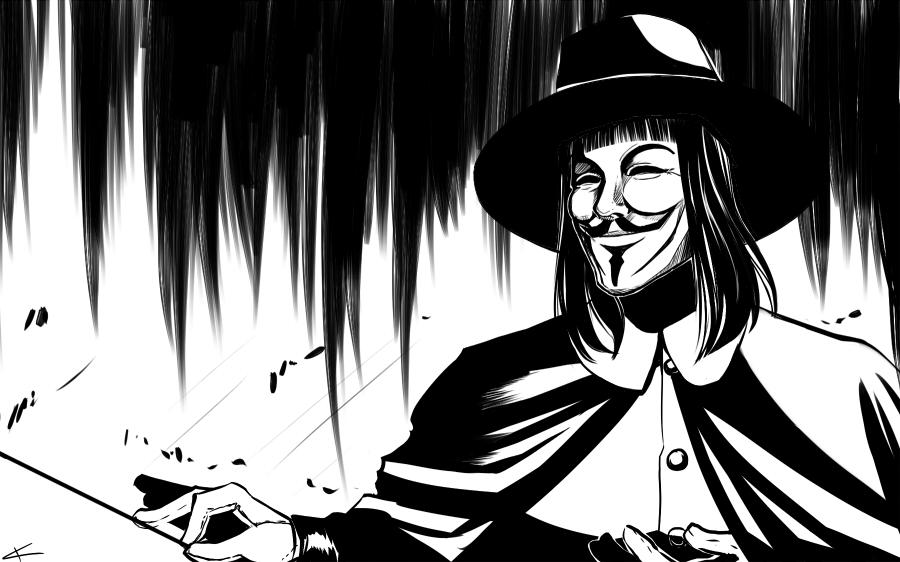 Good Thesis For V For Vendetta