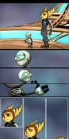 RatchetandClank-tumblr doodles part II by Ptit-Neko