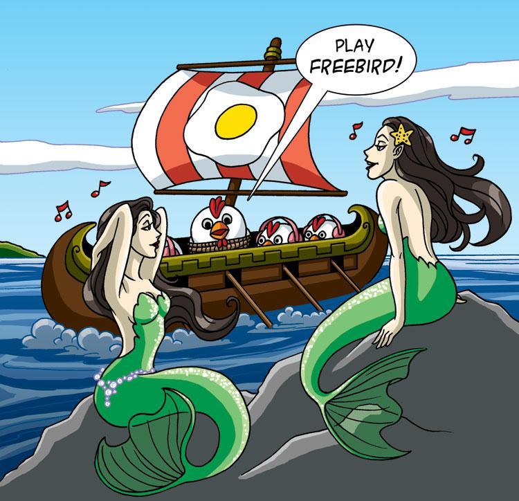 FF Classics - Odyssey by MelZayas