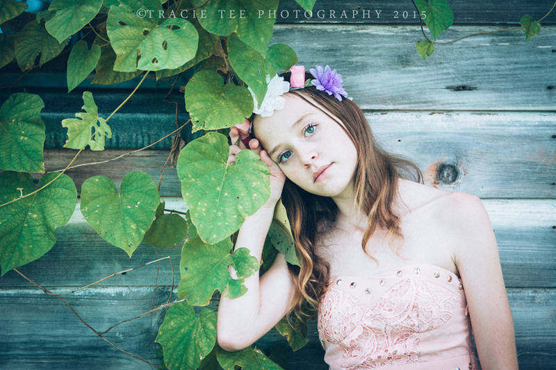 Ever Green by tracieteephotography