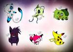 Pokemon Adoption :NAME YOUR PRICE: