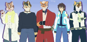 DMMD but are actually Nekojishi characters