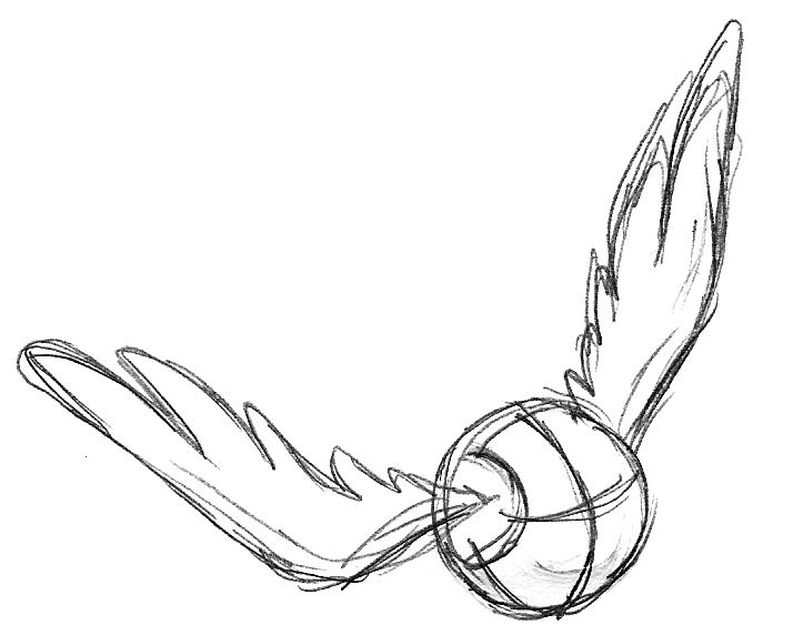 snitch  from hpqigantay on deviantart