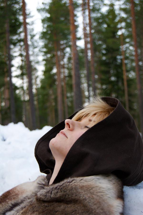 Even vikings need sleep by PeroxideOwl