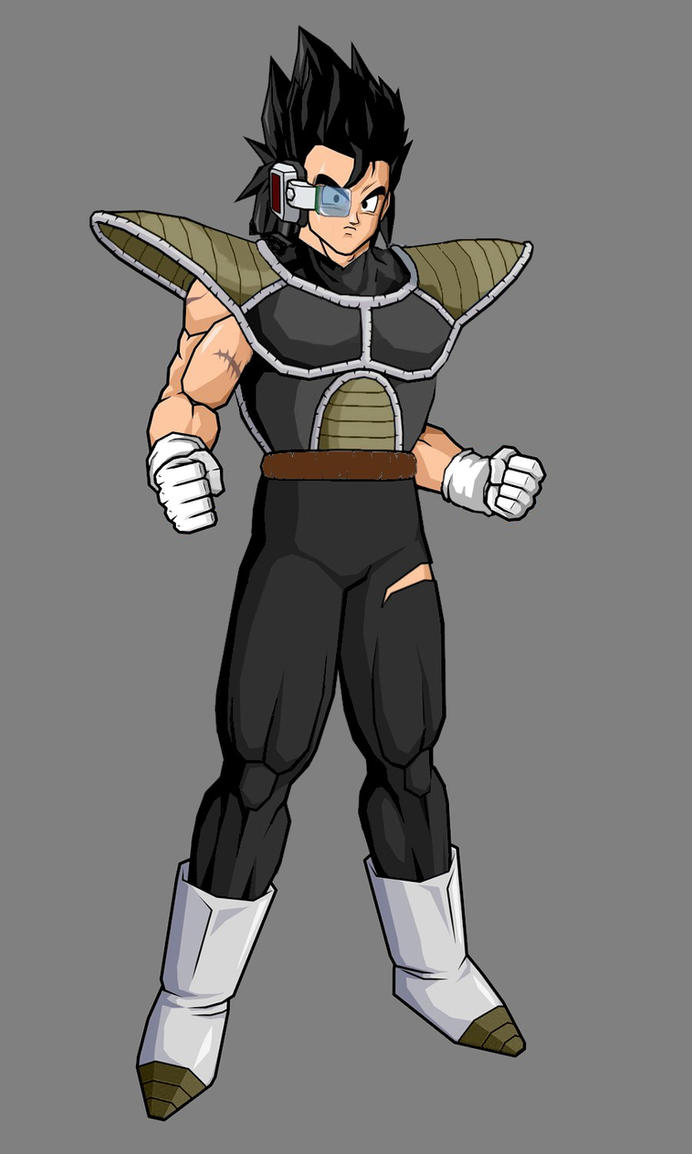 Celer with another armor by DBZ-Tenkaichi-Club