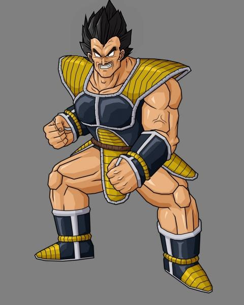 Bojin father of nppa by DBZ-Tenkaichi-Club