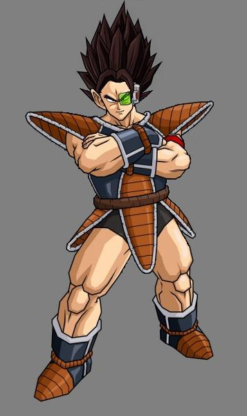 Radchio the reble by DBZ-Tenkaichi-Club
