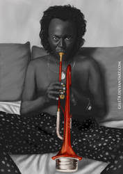 :: Miles Davis :: by gile78