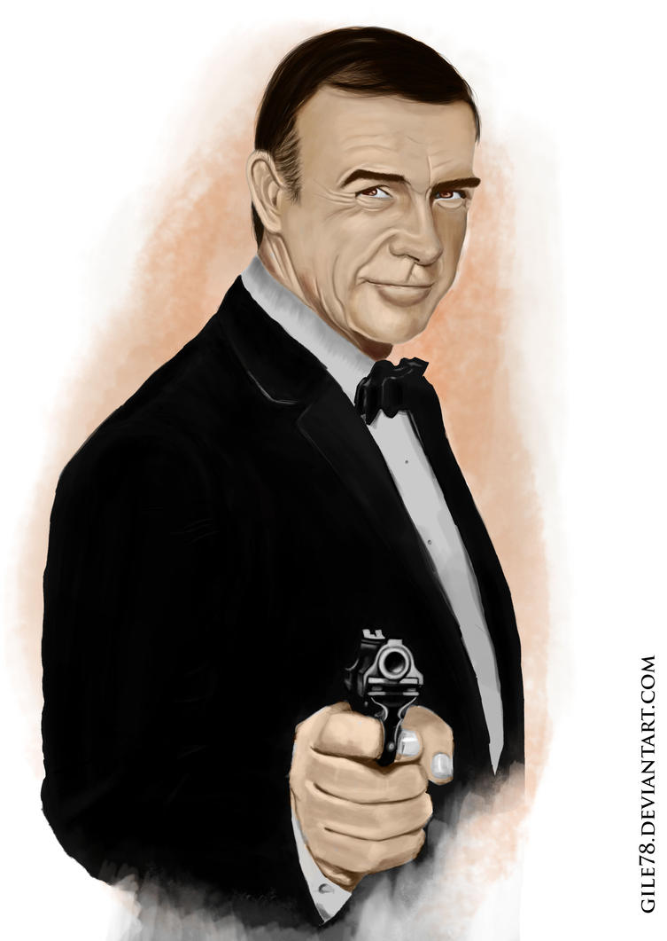 :: James Bond 007 :: by gile78