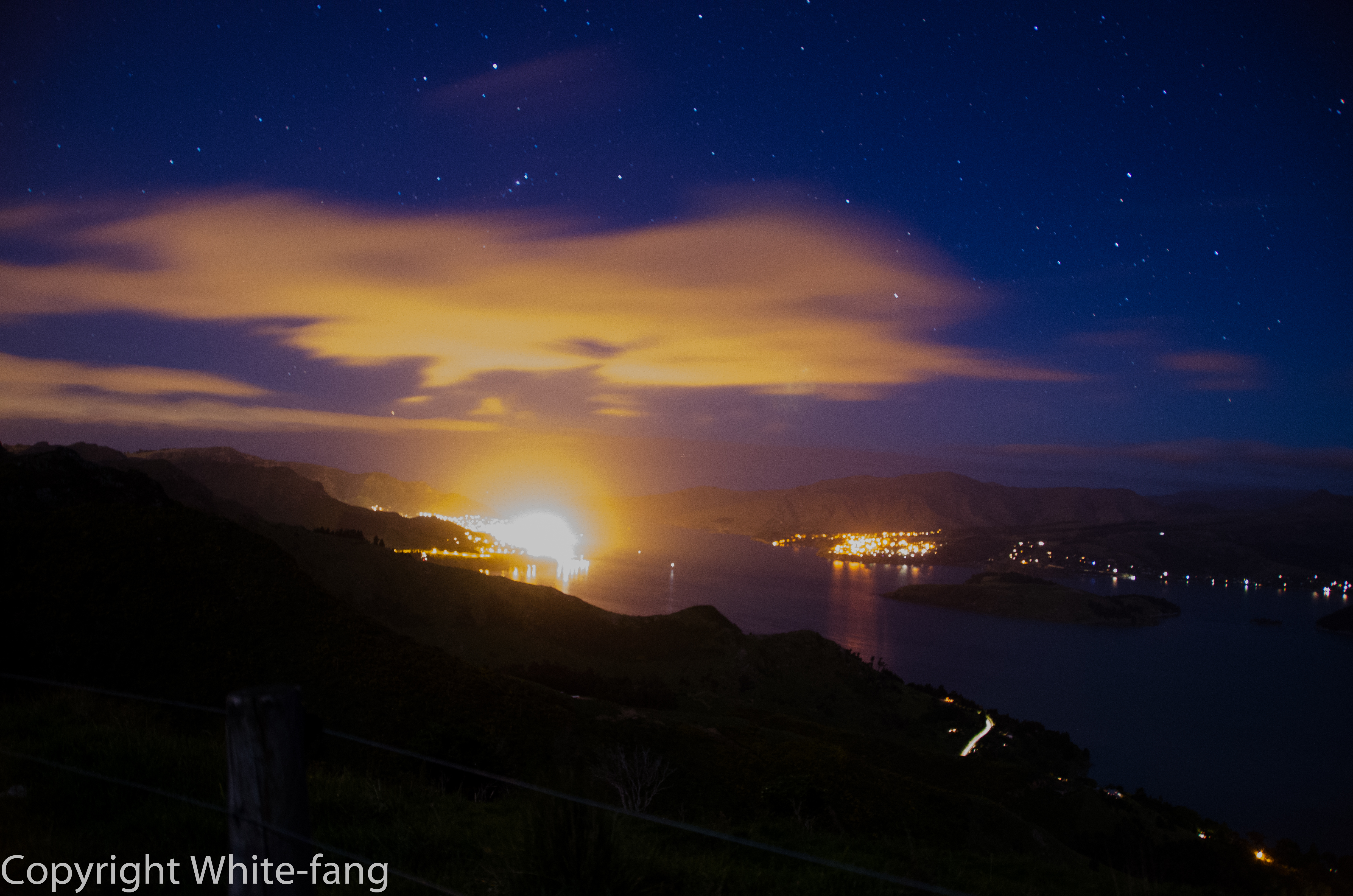 lyttelton Harbour by white-fang