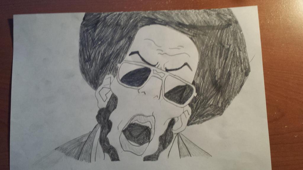 Grandmaster Bushido Brown (The Boondocks) by MrSquibbles ...