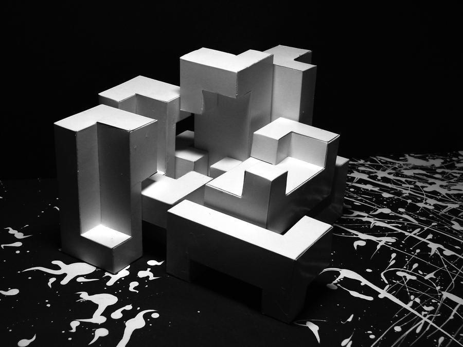 Merveilleux MODULAR ARCHITECTURE 6 By Nurullahdemir ...