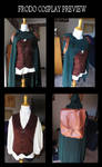 Frodo Cosplay Preview