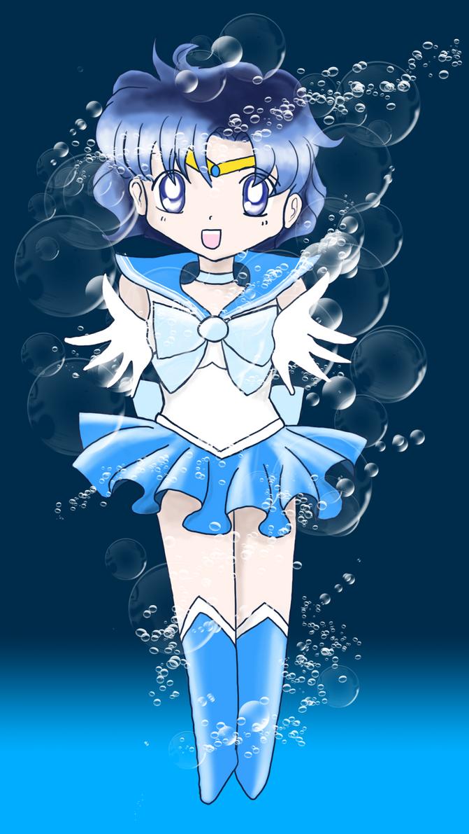 Chibi Sailor Mercury