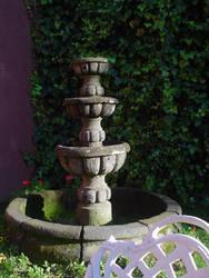 Dry Fountain