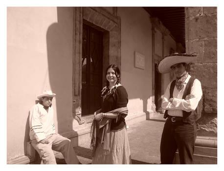 Enacting Mexican Revolution