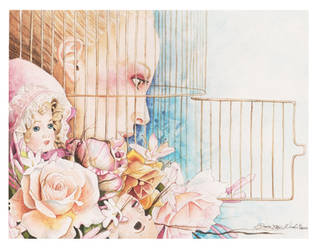 Play with your dolls by DawnstarW