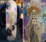 Quan Yin Skateboard